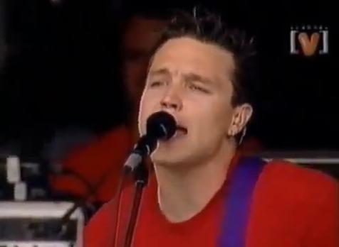 Blink-182 no Big Day Out em 2000
