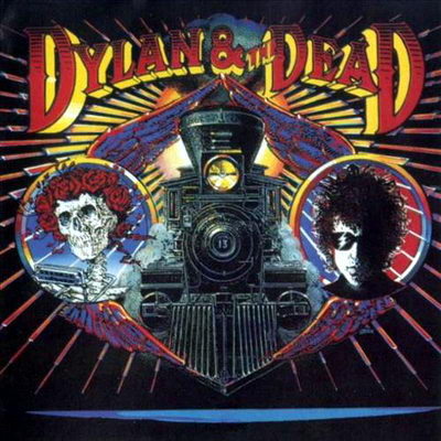 Bob Dylan - Dylan And The Dead