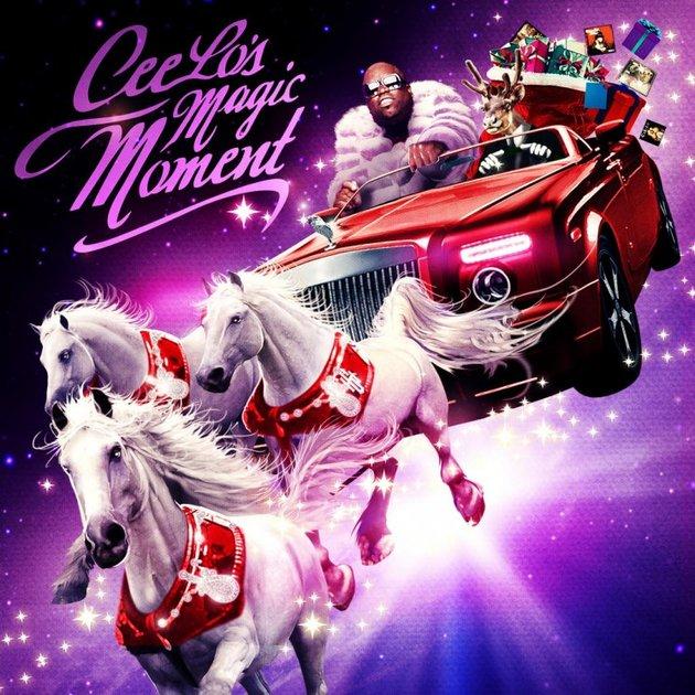 Cee-Lo Green - Cee-Lo's Magic Moment