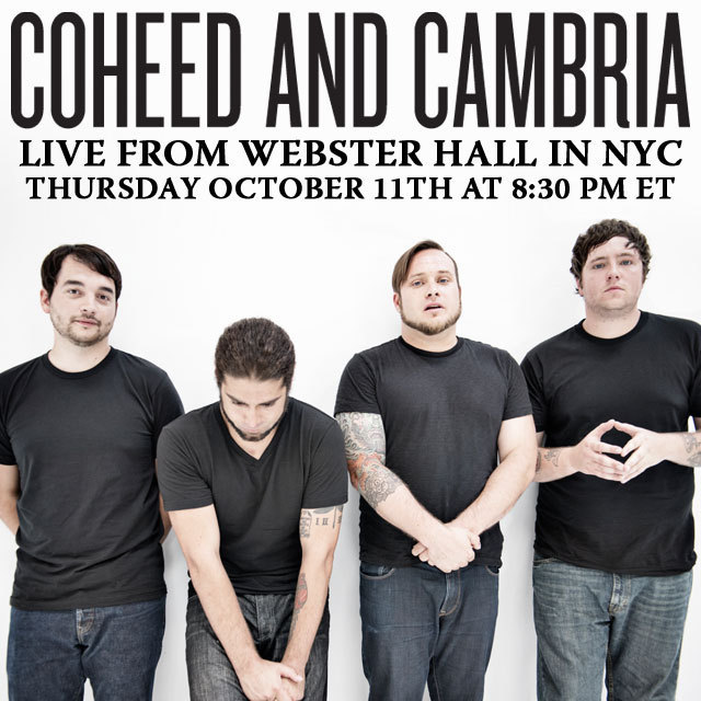 Coheed And Cambria em Nova York