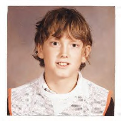 Eminem quando era criança