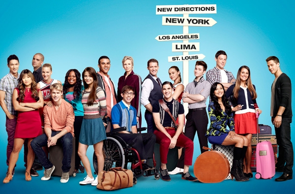 Glee faz versão de clássico do No Doubt