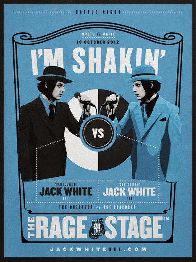 """Jack White - """"I'm Shakin'"""""""