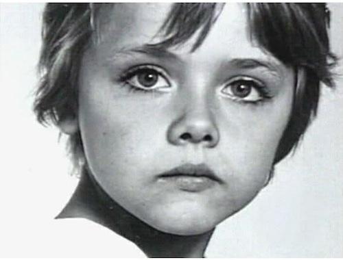 Lars Ulrich quando era criança
