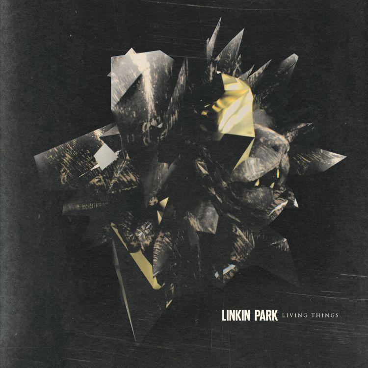 Linkin Park - Living Things em vinil