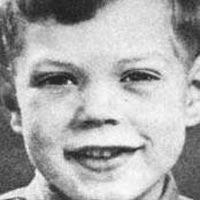 Mick Jagger quando era criança