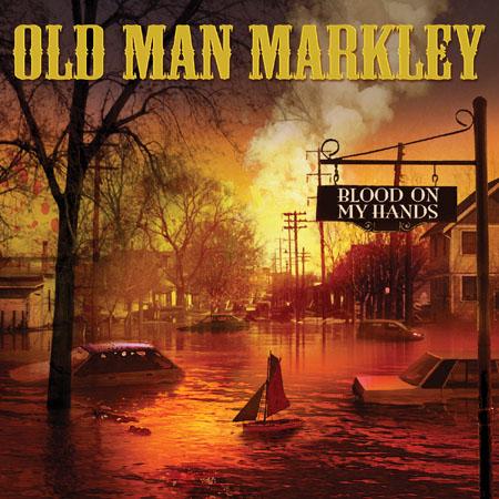 Old Man Markley lançará single em vinil de sete polegadas