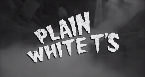 Plain White T's - Pet Sematary