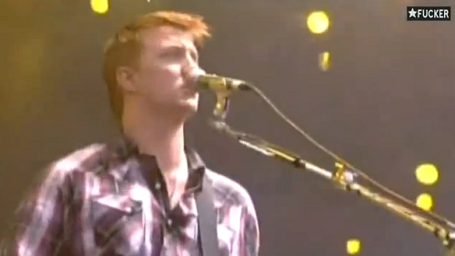 Queens Of The Stone Age no Pinkpop