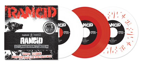 boxset Rancid Essentials