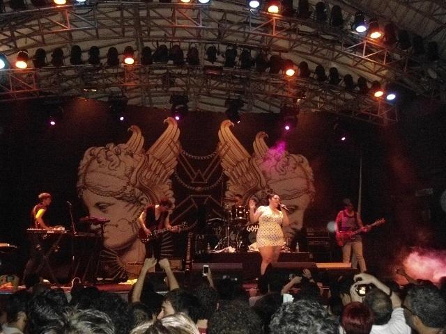 Resenha: Gossip no Rio De Janeiro (21/10/12)