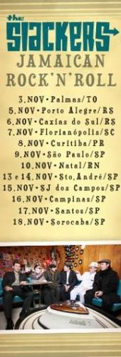 The Slackers no Brasil