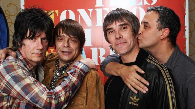Filme sobre o The Stone Roses será lançado nos cinemas