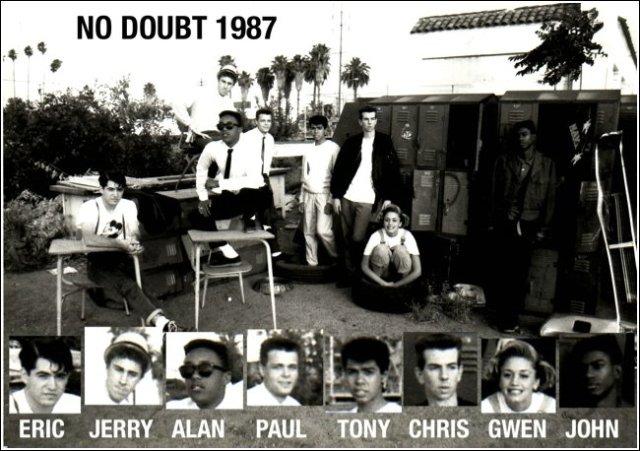 11 acontecimentos marcantes na carreira do No Doubt