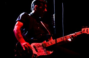 Anti-Flag no primeiro dia de WROS Fest