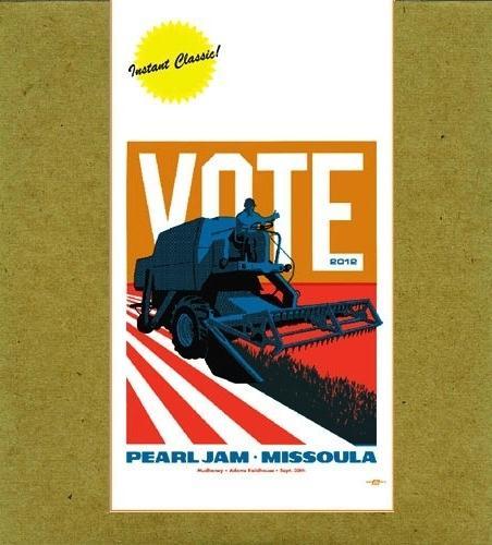 2012 Pearl Jam Missoula Instant Classic Bootleg