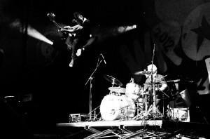 Anti-Flag no segundo dia de WROS Fest
