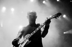 Rise Against no segundo dia de WROS Fest