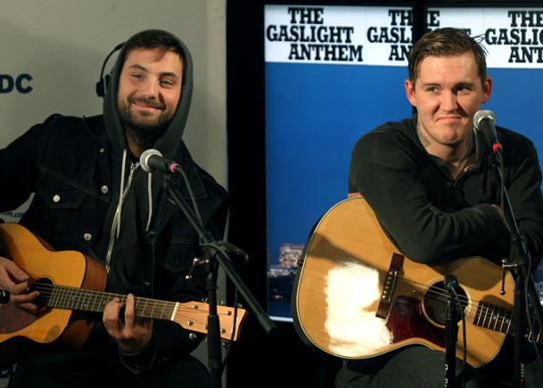 Confira set acústico do The Gaslight Anthem