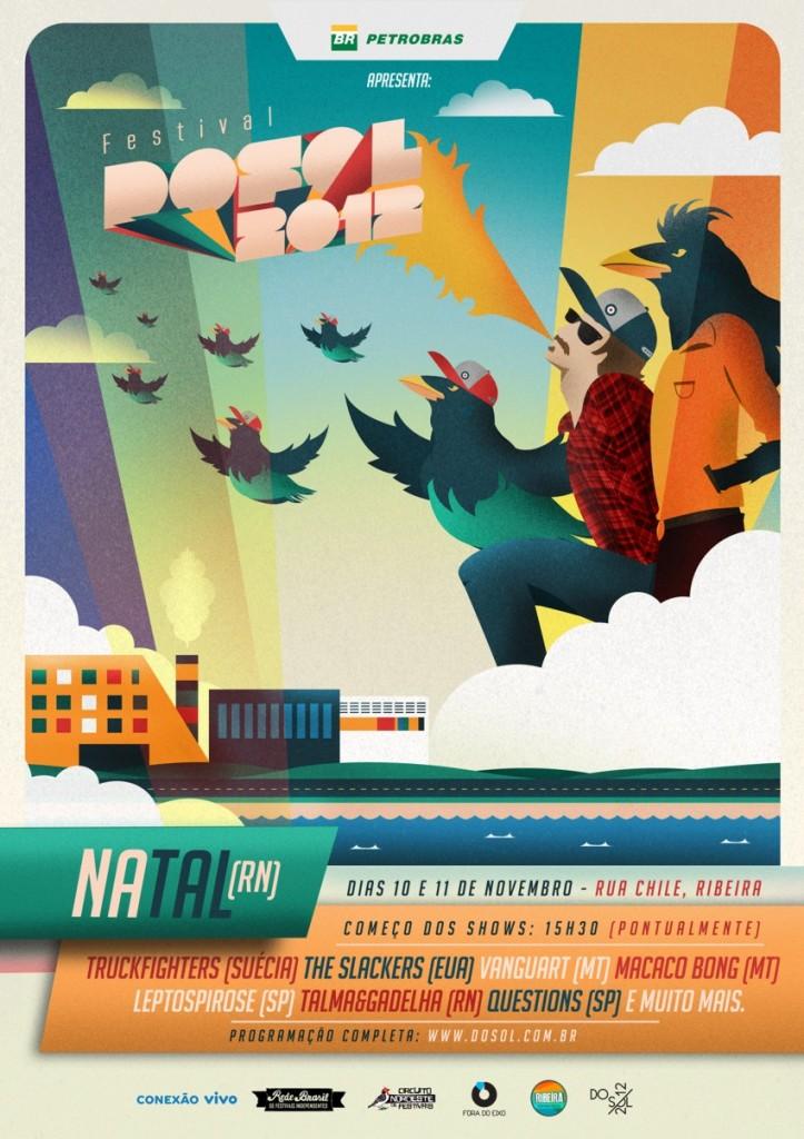 Festival DoSol 2012 em Natal
