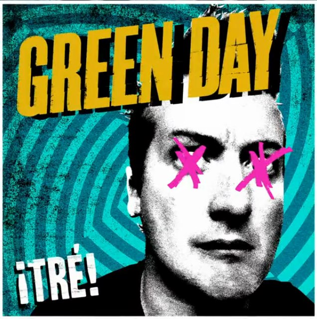 Ouça o novo disco do Green Day na íntegra