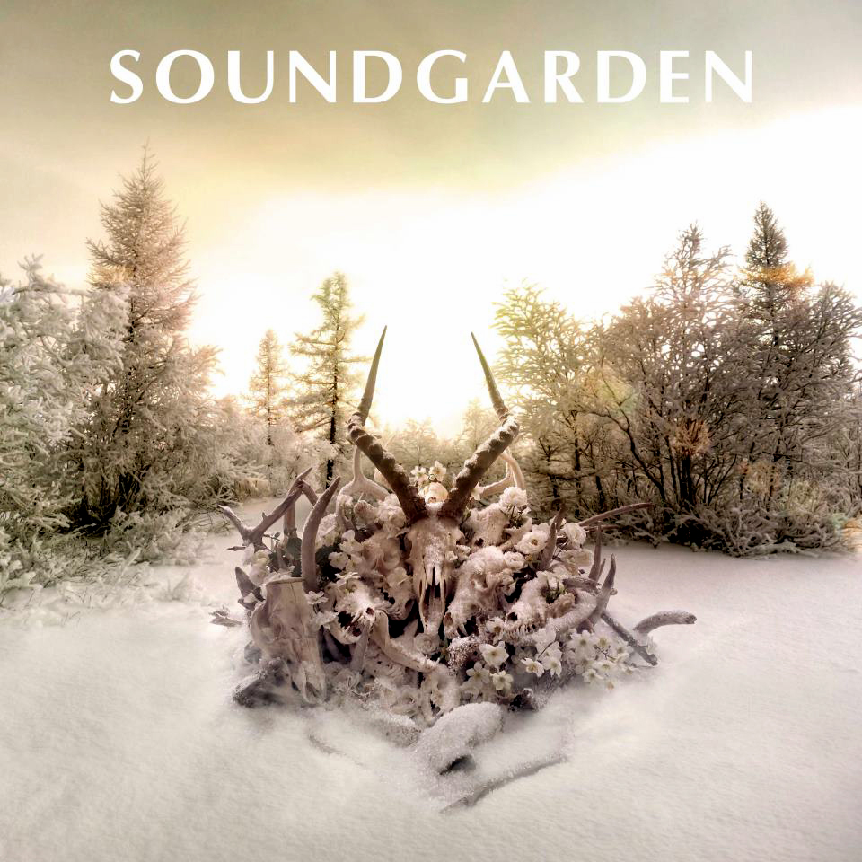 Soundgarden - King Animal
