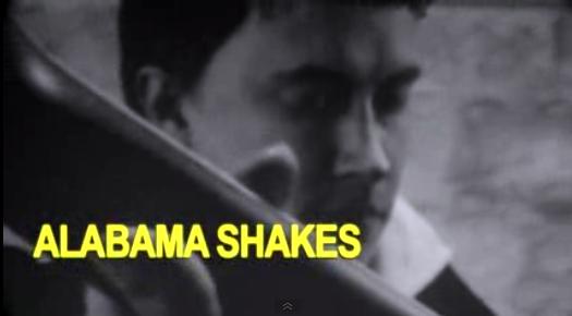 Alabama Shakes em set acústico