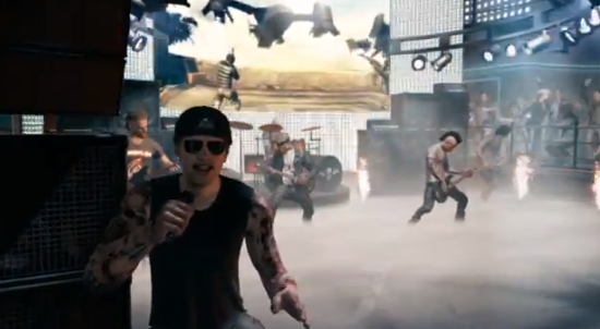 Avenged Sevenfold em Call Of Duty