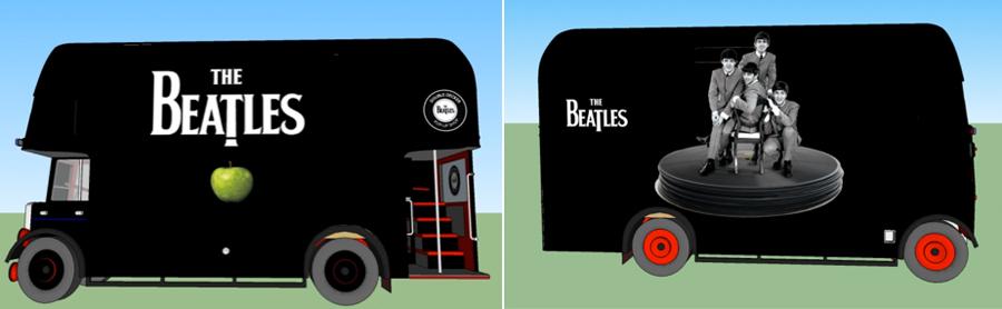 Ônibus dos Beatles