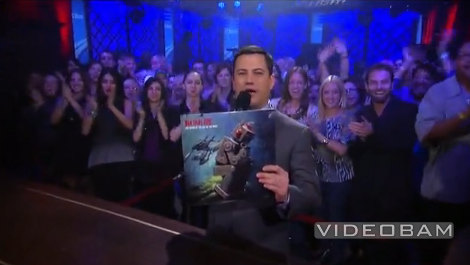 Ben Folds Five no Jimmy Kimmel