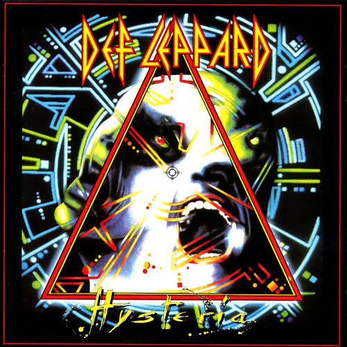 """Def Leppard - """"Hysteria"""" (1987)"""