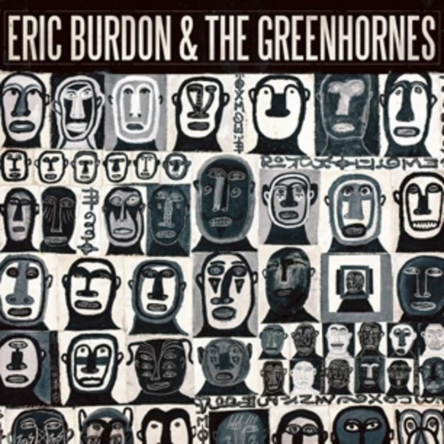 Eric Burdon (The Animals) lança EP com o Greenhornes