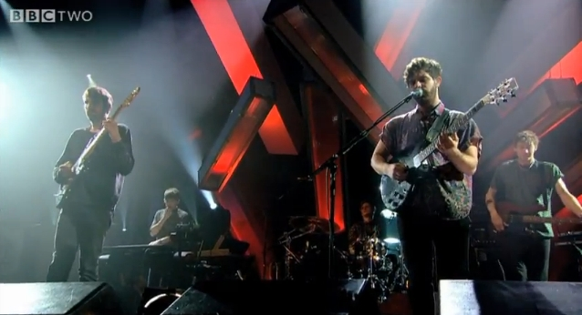 Foals no Later... with Jools Holland