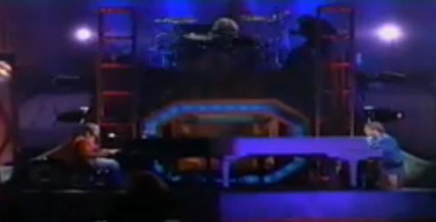 Guns N' Roses e Elton John