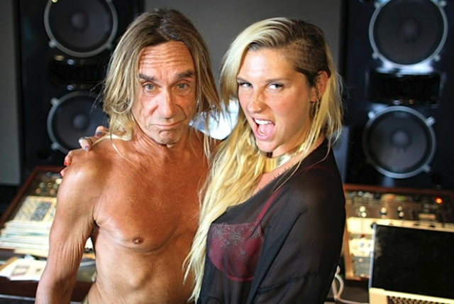 Dueto de Ke$ha e Iggy Pop