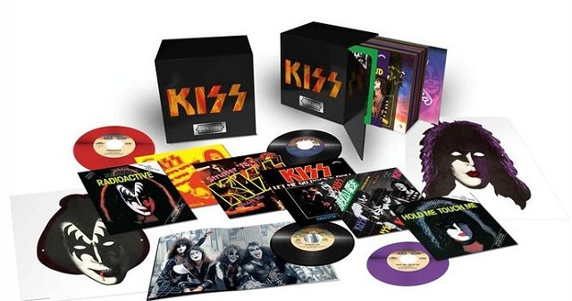 Kiss - The Casablanca Singles