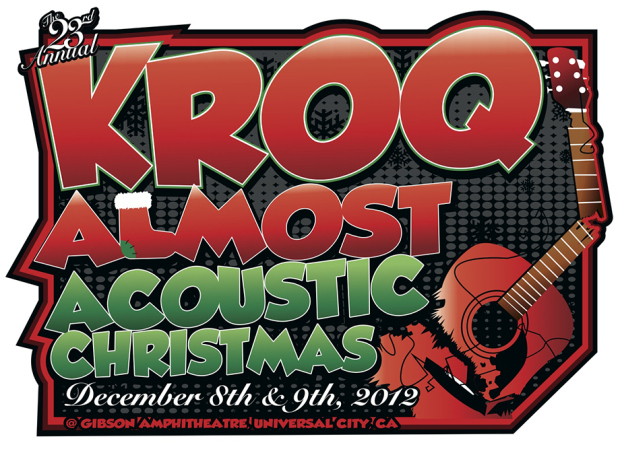 Lineup do festival KROQ Almost Acoustic Christmas 2012 é revelado