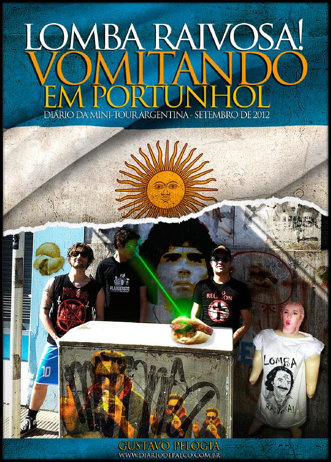 Lomba Raivosa - Vomitando em Portunhol