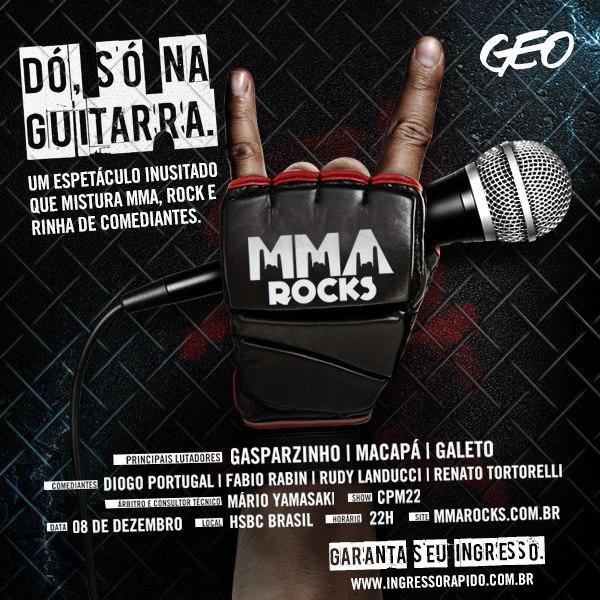 MMA Rocks