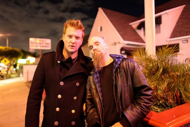 Nick Oliveri participará de novo disco do Queens of the Stone Age