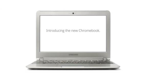 Chromebook, o notebook do Google