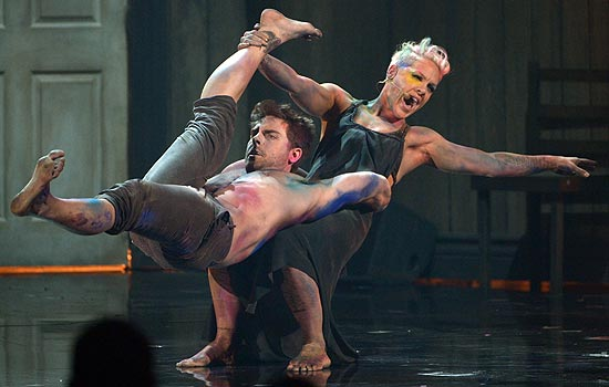 """P!nk no AMA 2012, """"Try"""""""