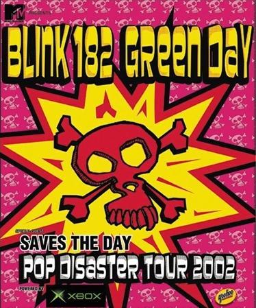 Pop Disaster Tour