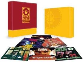 Public Enemy lança caixa com discografia em vinil