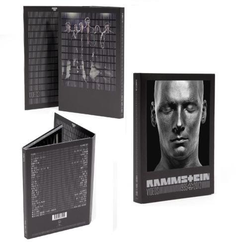 Rammstein lançará DVD e Blu-ray com todos os seus videoclipes