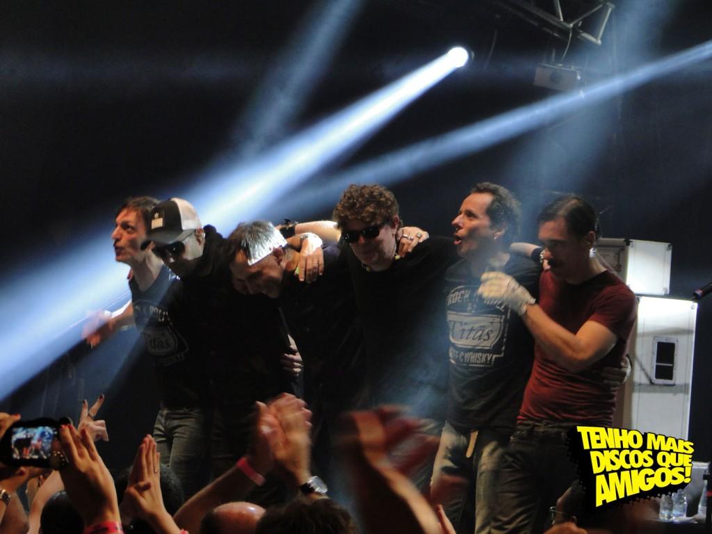 Relato e fotos exclusivas: Titãs no Rio de Janeiro (01/11/12)