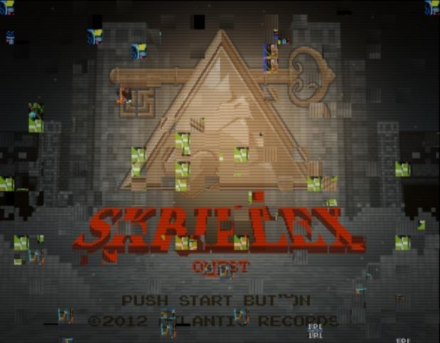 Jogo de computador do Skrillex