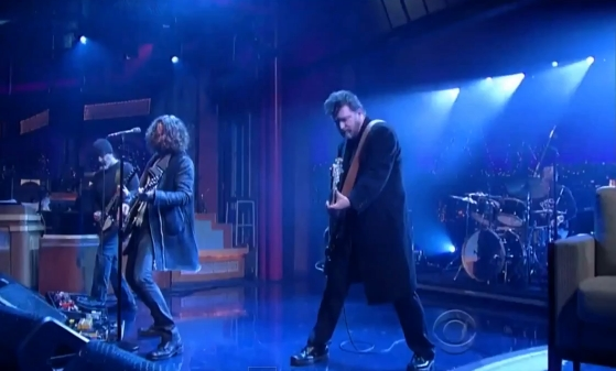Soundgarden no Late Show with David Letterman