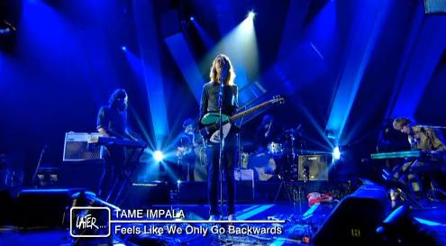 Tame Impala no programa de Jools Holland