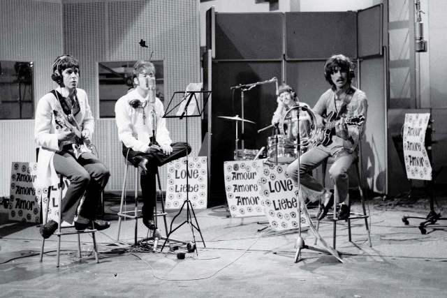 The Beatles nos Estúdios Abbey Road